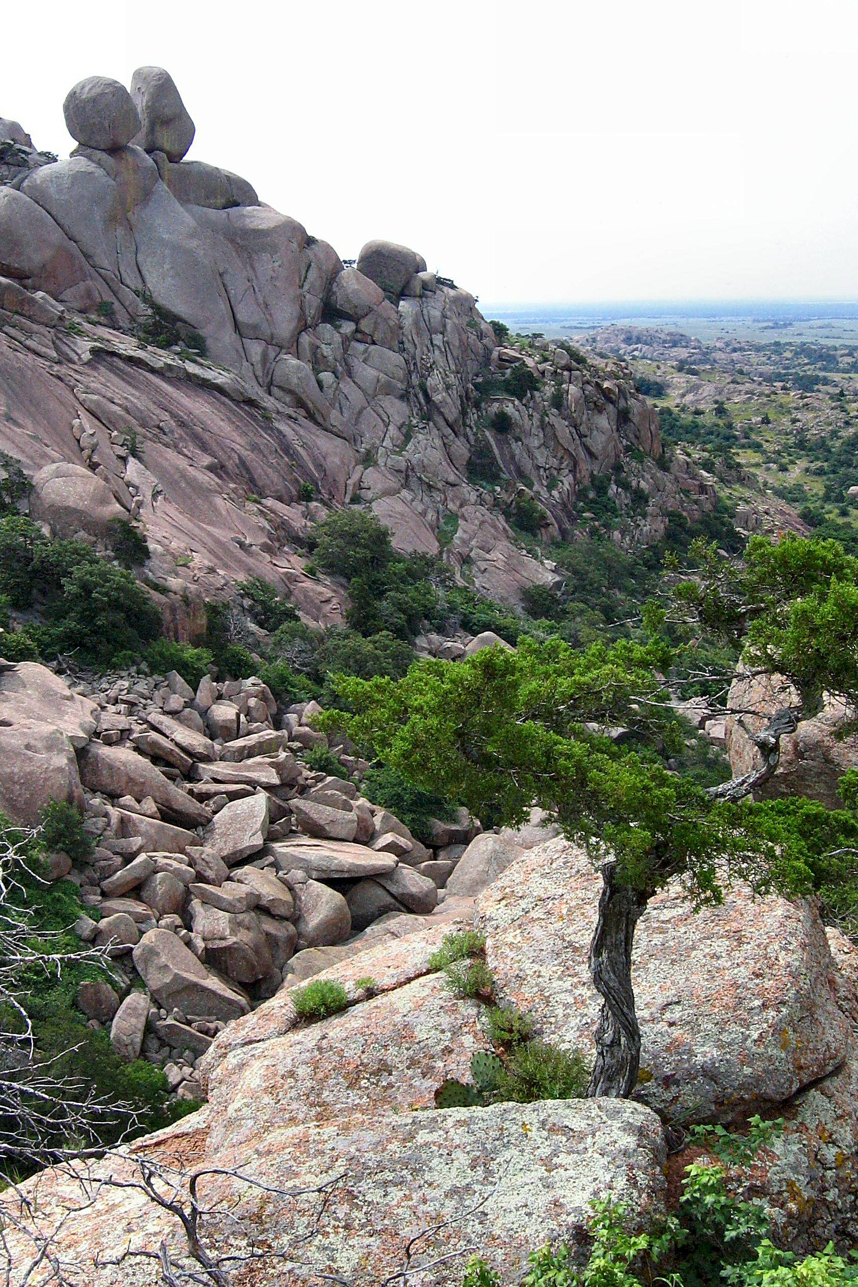 Charons garden wilderness the apple pear above valley of the charons garden wilderness the apple pear above valley of the boulders wichita mountains wildlife refuge oklahoma publicscrutiny