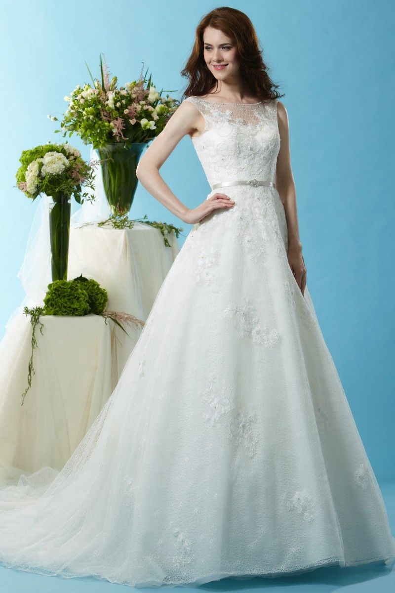 Style * BL128 * » Wedding Dresses » Black Label 2015 Spring ...