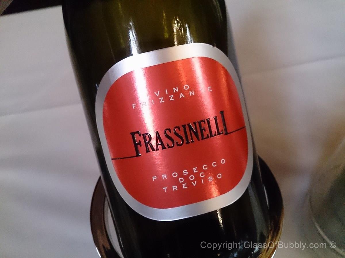 Frassinelli Prosecco Calvados Beaujolais Wines
