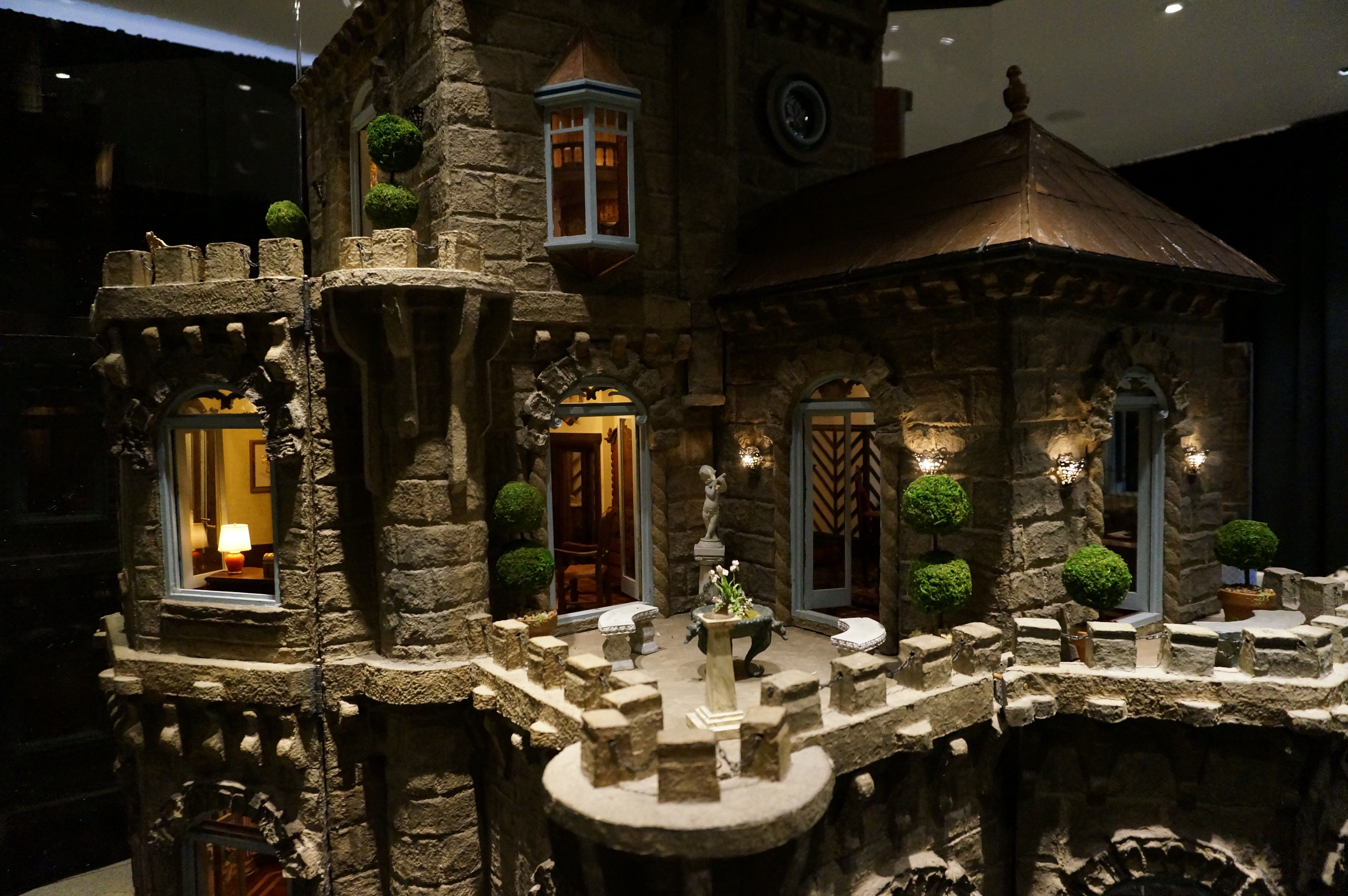 Astolat Castle Dollhouse ~ Valued At 85 Million, The Most