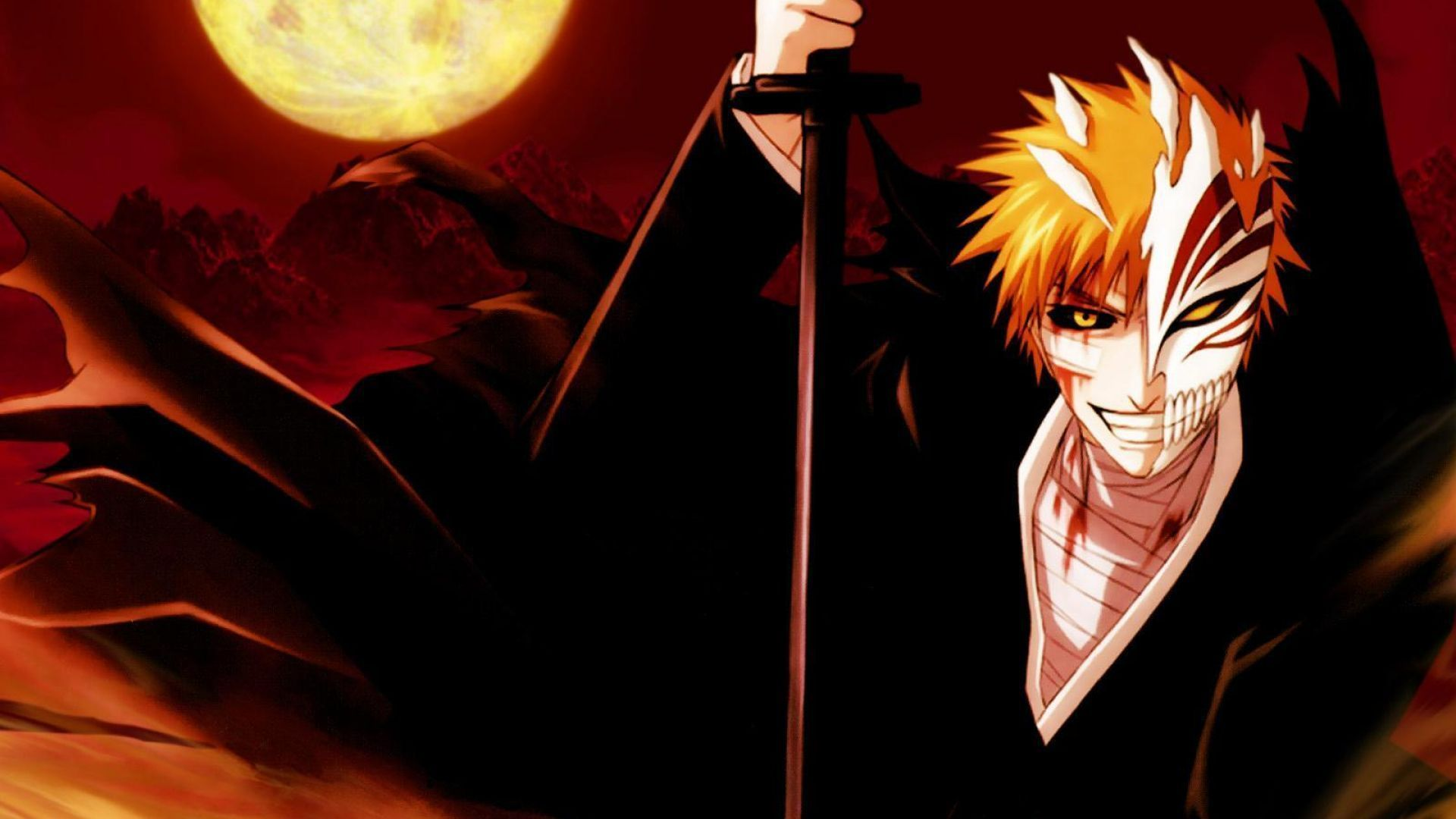 awesome bleach anime wallpaper (239) | bleach - anime | pinterest