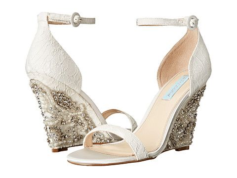 5a045536fa0a Blue by Betsey Johnson Alisa Ivory - Zappos.com Free Shipping BOTH Ways