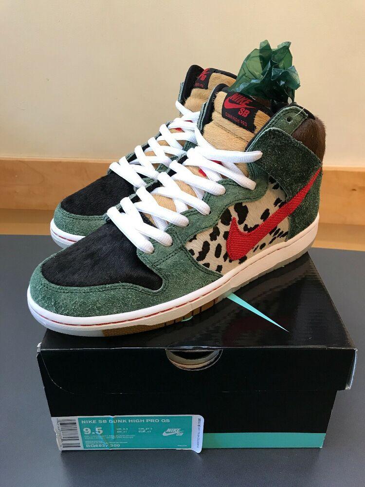 Nike SB Dunk High QS Quickstrike Dog