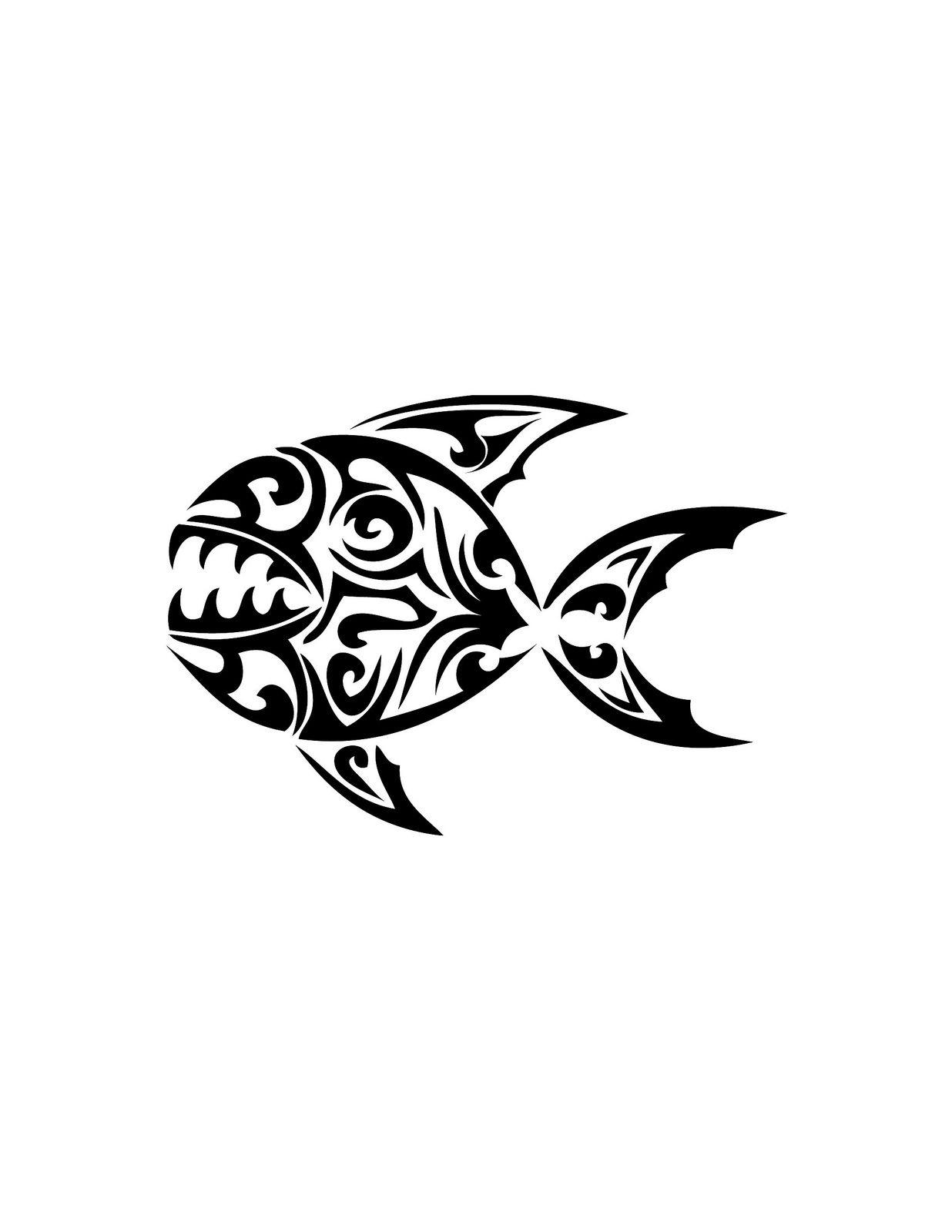 Tribal koi fish tattoo meaning koi fish tattoo meaning for for Black koi fish meaning