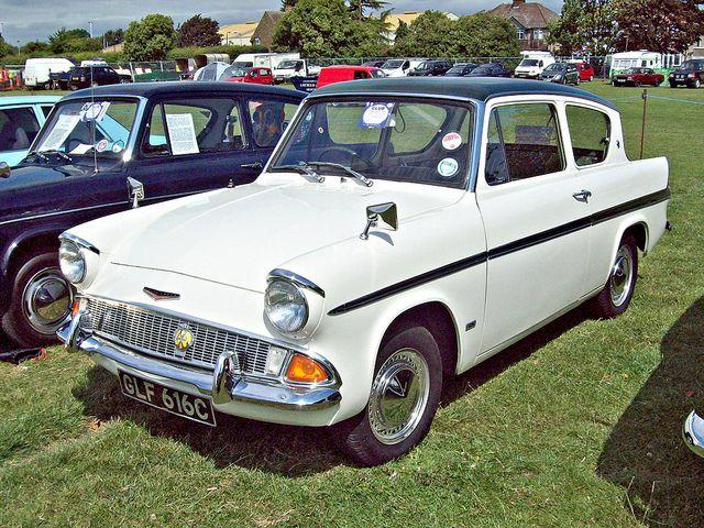 191 Ford Anglia Super 123e 1965 Ford Anglia Ford Classic Cars