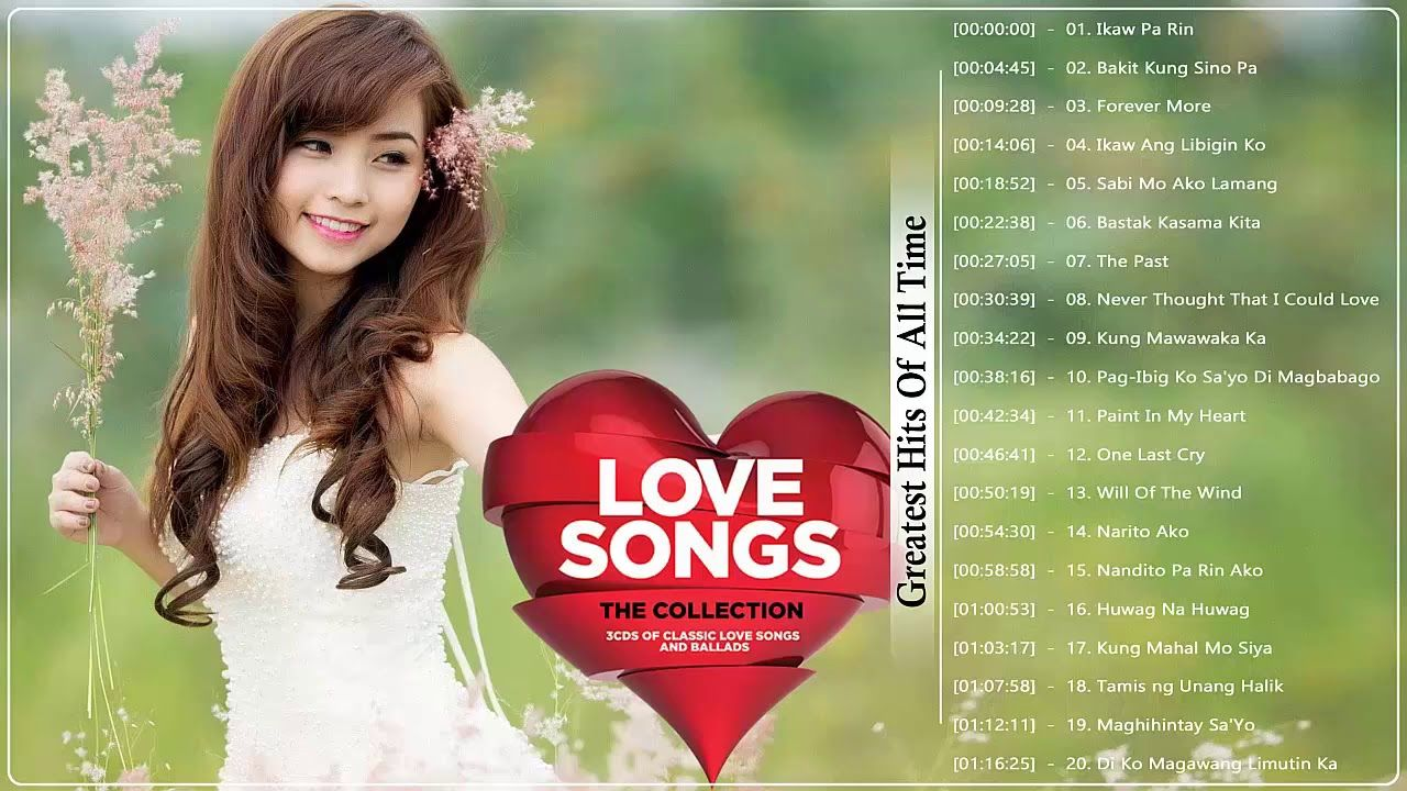 Best Opm Male Love Songs Of The 80s 90s Opm Tagalog Love Songs