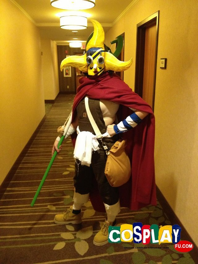 Usopp Cosplay From One Piece At Animefest Ace Attorney Cosplay