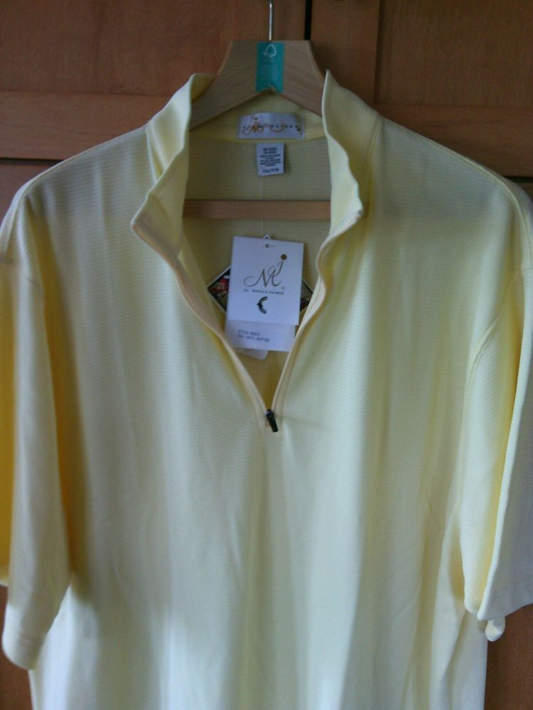 Unisex Butter Polo Sports Shirt Size XXL Cooler Drier Athletic Fit IL Migliore t | eBay