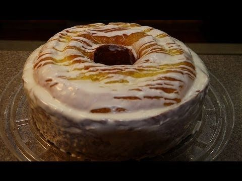 How To Make A Moist Lemon Pound Cake From Betty Crocker Lemon