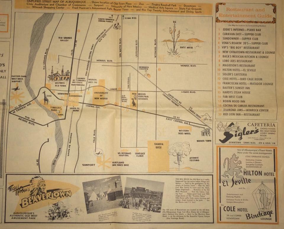 Albuquerque Restaurant Entertainment Guide