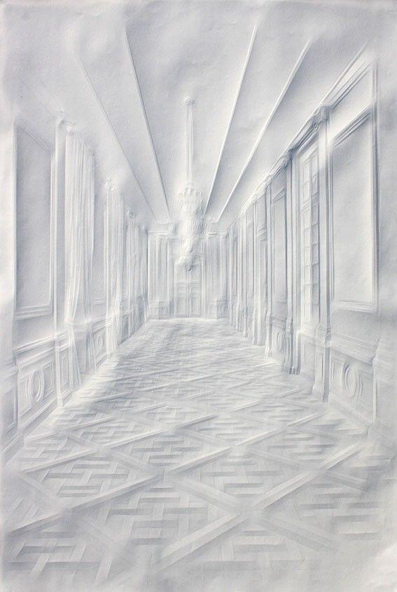Je suis totalement scotchée par les créations délicates et incroyablement détaillées de l'artiste allemand Simon Schubert. En effet, Simon crée des œuvres
