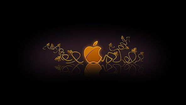 Mac Halloween Wallpaper Google Search With Images Apple Wallpaper Ipad Mini Wallpaper Apple Logo