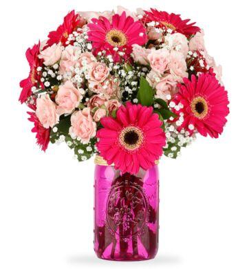 Arreglo de Flores Eres Preciosa