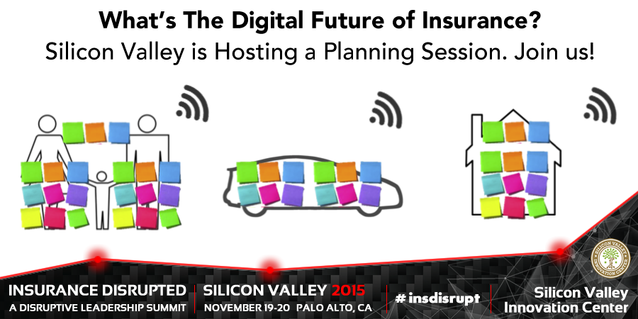 Redefine the rules of #insuranceindustry with #insdisrupt. Join #SiliconValley #innovators: http://goo.gl/ntFeMl
