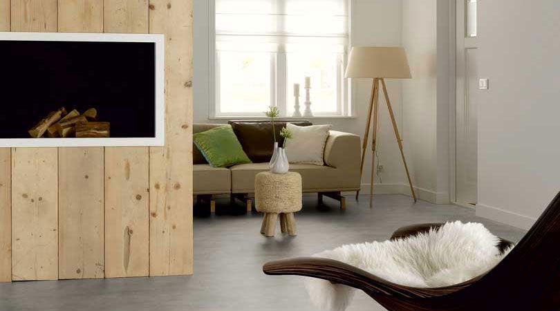 Novilon pvc suelo chimenea de la lámpara bank living room