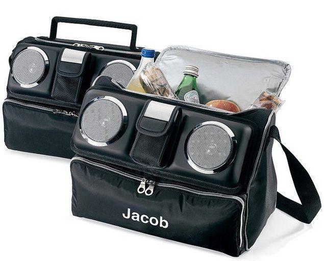 Groomsmen Gift Ideas Mp3 Cooler Bags