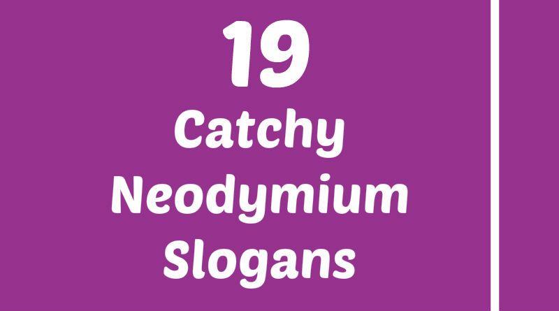 Neodymium Slogans Element Slogans Pinterest Slogan Atomic