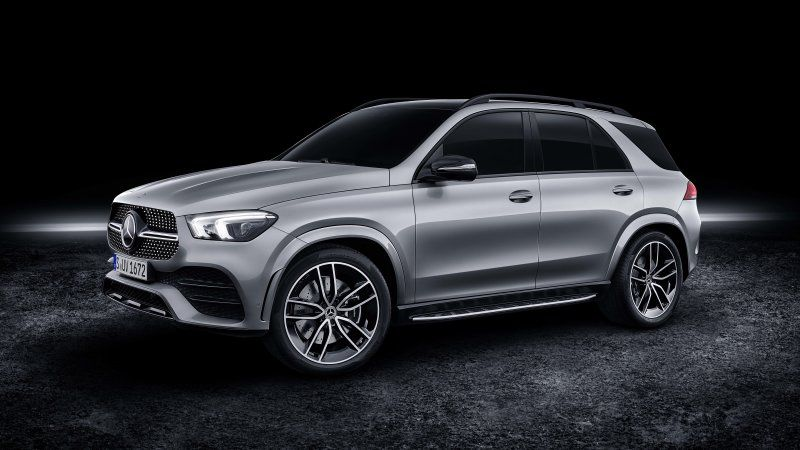 2020 Mercedes Benz Gle 580 With A V8 And Hybrid Assist Revealed