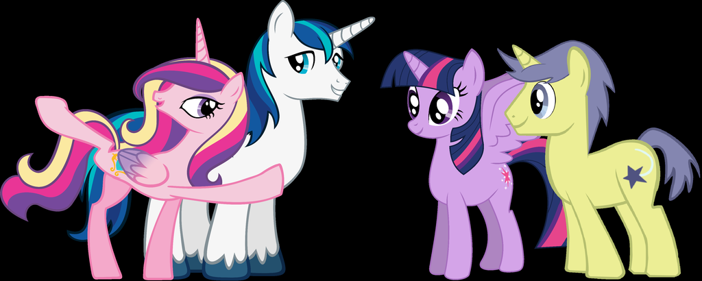 My Little Pony Comet Tail Mlp Fim Comet Tail Meets The Royal