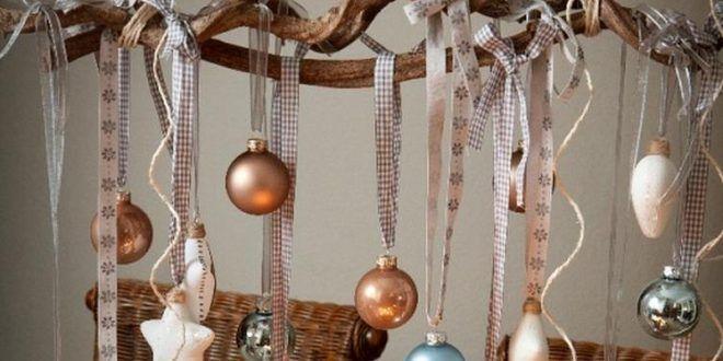 Manualidades para regalar en Navidad Decoración NAvidad