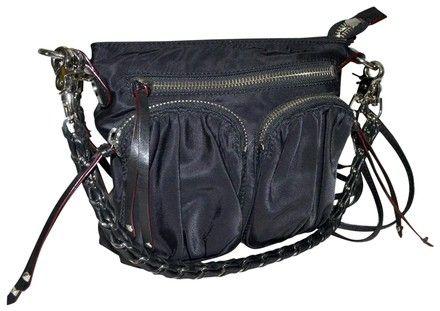 290ec9ced1147 MZ Wallace Mini Paige Black Silver Nylon Cross Body Bag. Get the trendiest  Cross Body Bag of the season! The MZ Wallace Mini Paige Black Silver Nylon  Cross ...
