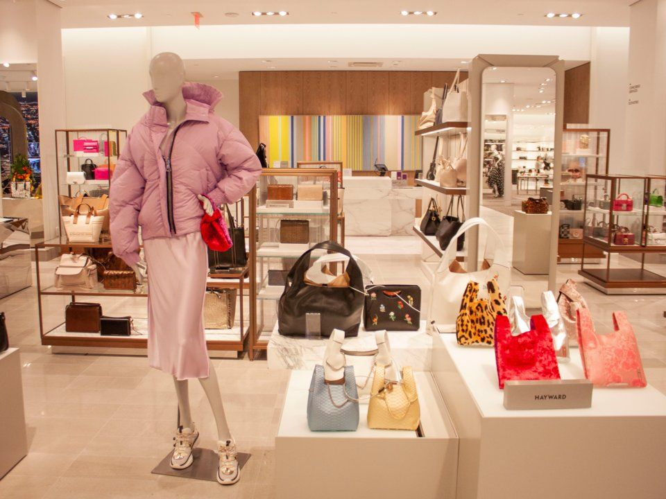 7eaafe9d6a52 Neiman Marcus Hudson Yards: Here's what the NYC store looks like - INSIDER