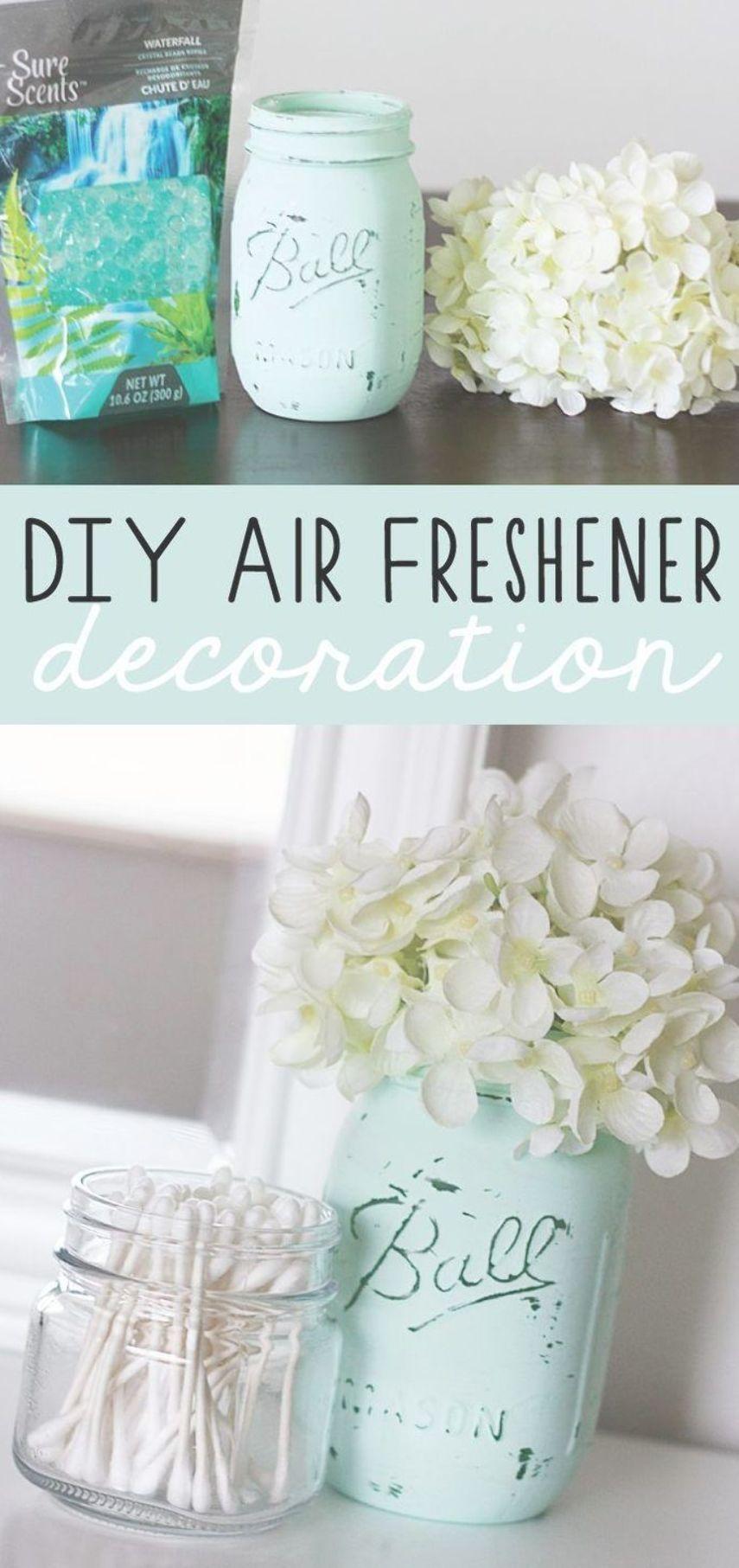 Diy Air Freshener Decoration Diy Lufterfrischer Lufterfrischer Dekoration