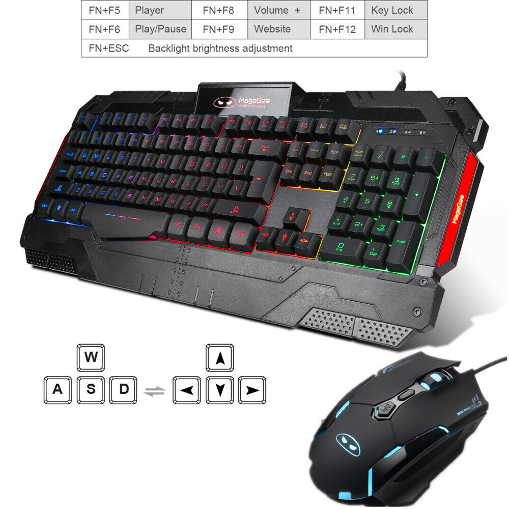 Cheap Pc Keyboard And Mouse