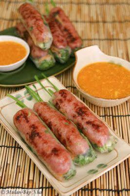how to make nem nuong