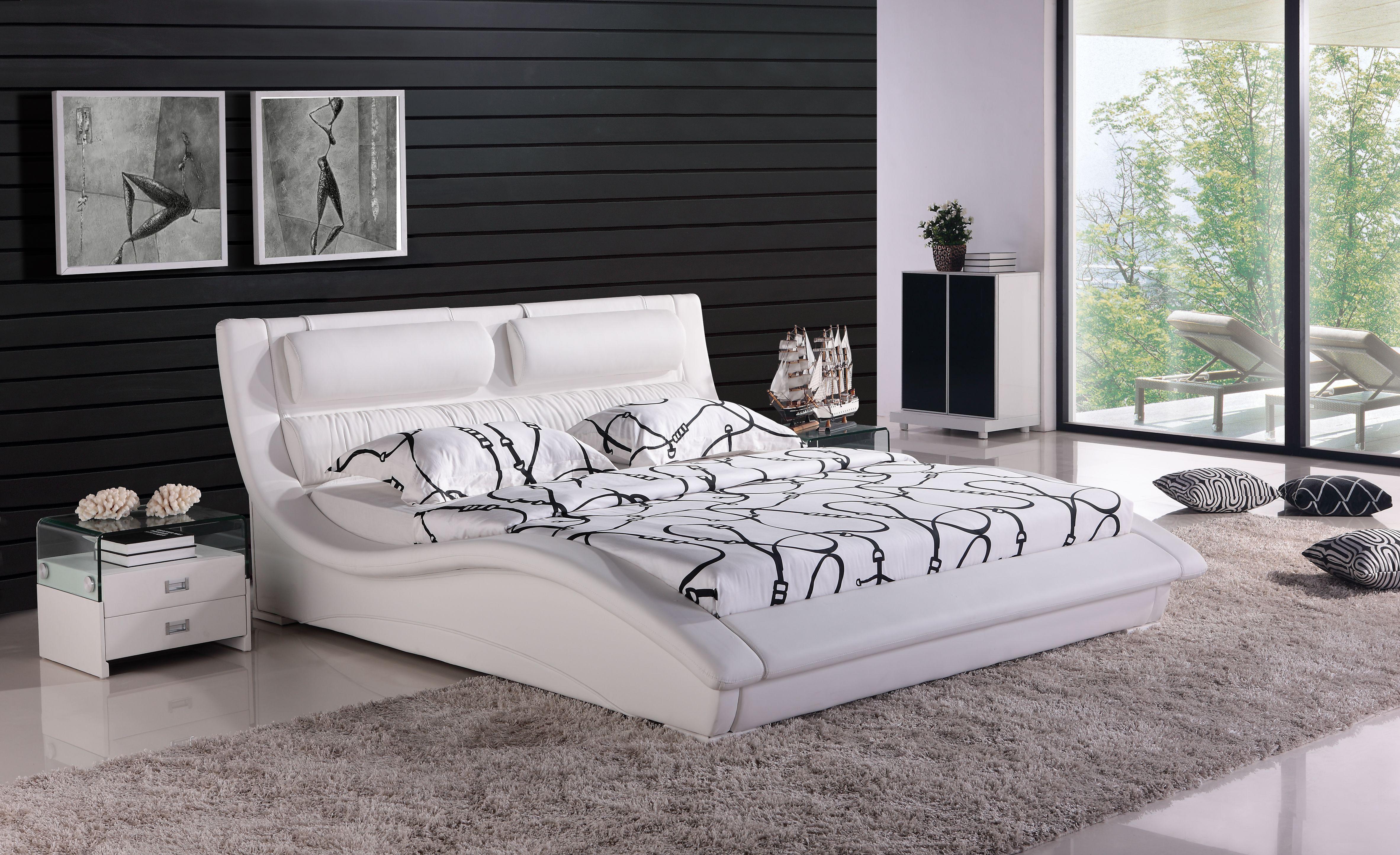 cama de matrimonio de dise o italiano modelo sumoya