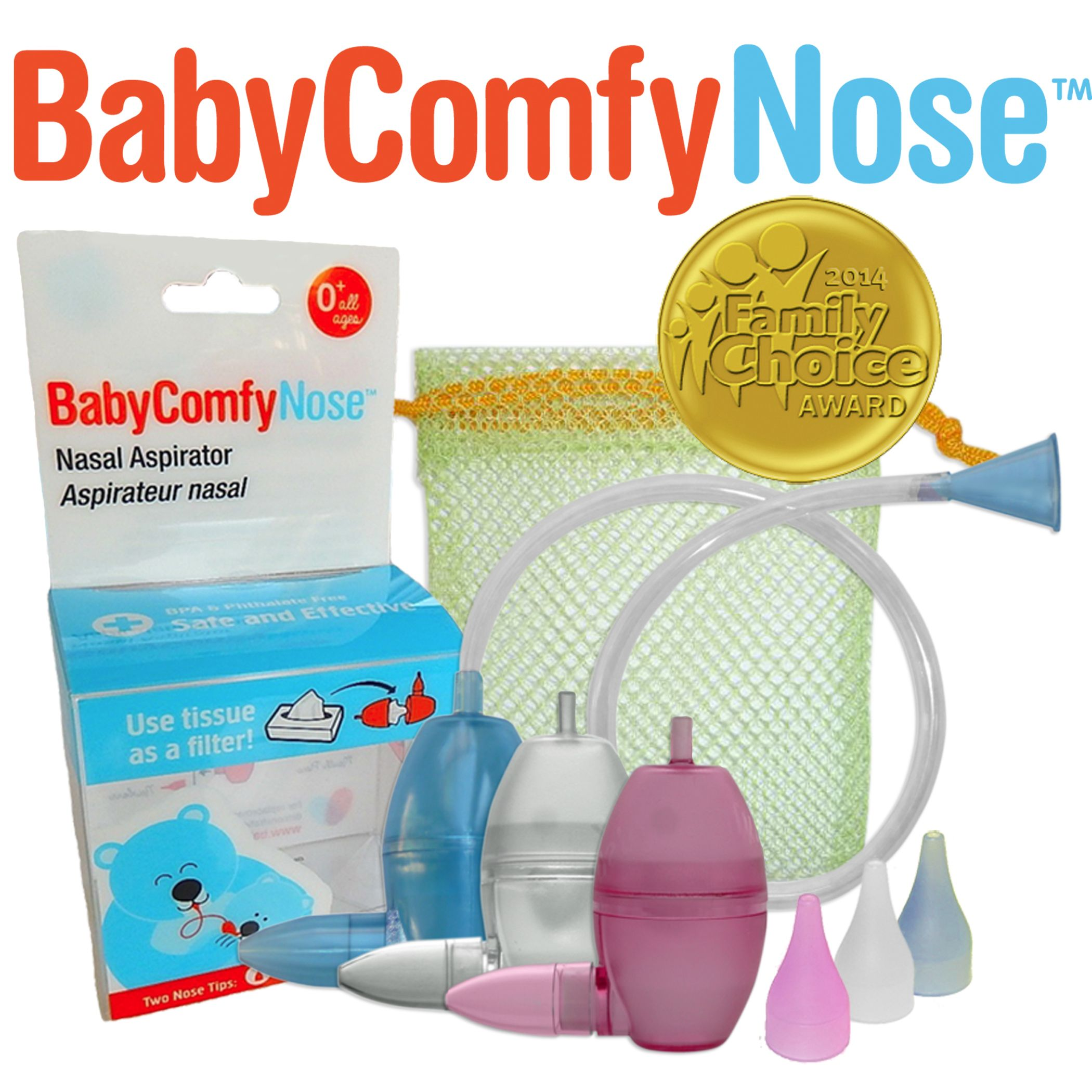 how to use nose frida on newborn