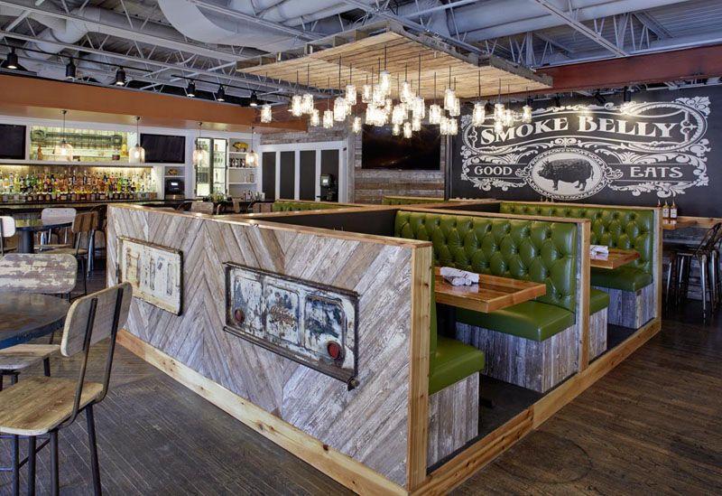 southern bbq restaurant interior - Google Search   Bbq shop ...