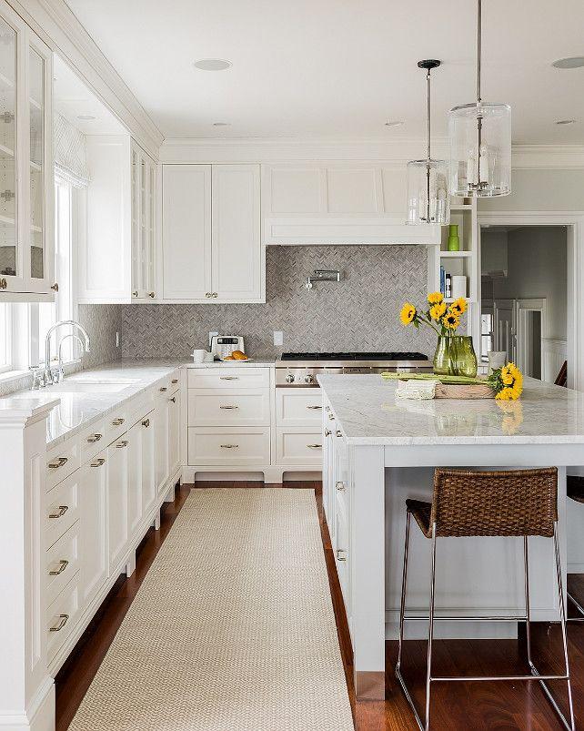 Interior Design Ideas Kitchen With White Shaker Cabinets