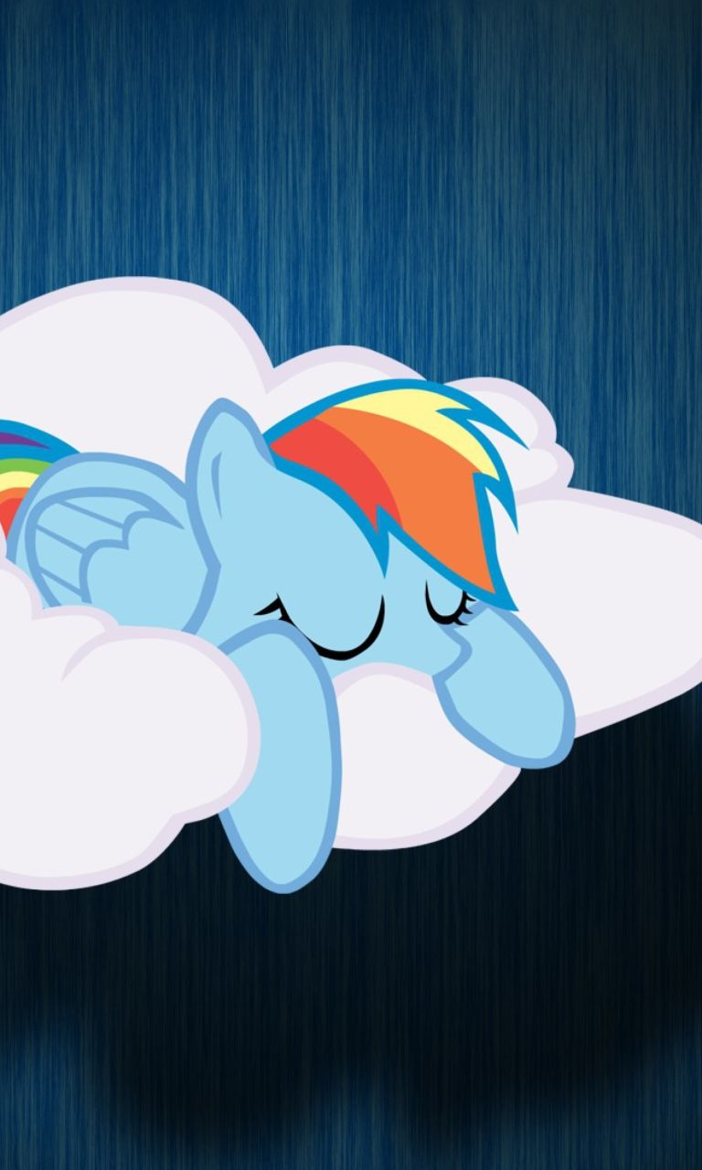rainbow dash wallpaper broken screen | wallpapers for iphone and