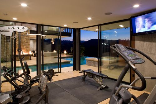 Indoor Gym For Your Home Dream Home Gym Home Gym Design At