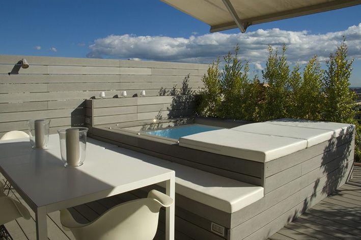 Diseño Terrazas, Diseño Exteriores, Decoración Exteriores Terraza