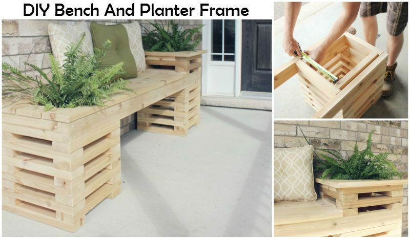 How to build trailer benches - Google Search | Pallet Projects ...