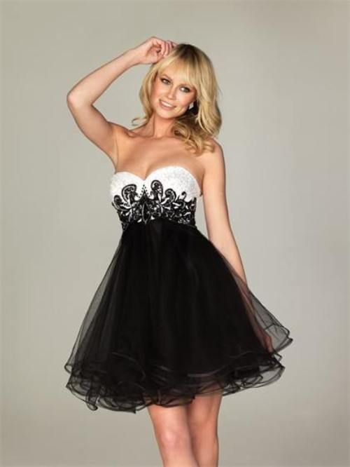 17  images about dresses on Pinterest - Homecoming- Short prom ...