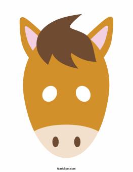 die besten 25 pferd maske ideen auf pinterest partytierkost m indianerkost me und kartonmaske. Black Bedroom Furniture Sets. Home Design Ideas