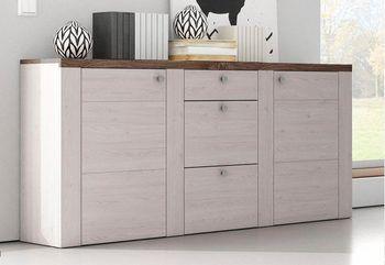 Sideboard Britta Breite 181 Cm Mit 2 Schubkasten In 2019 Wohnung Sideboard Furniture Und Cabinet