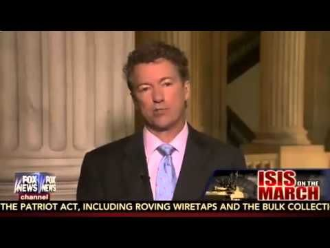Hannity to Rand Paul: I Supported Iraq War, Do You Blame Me for same Too?
