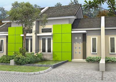 contoh rumah idaman minimalis type 45   buat rumah di 2019