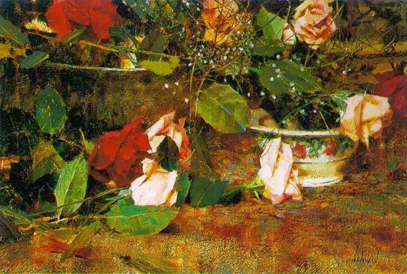 Картинки по запросу richard schmid paintings