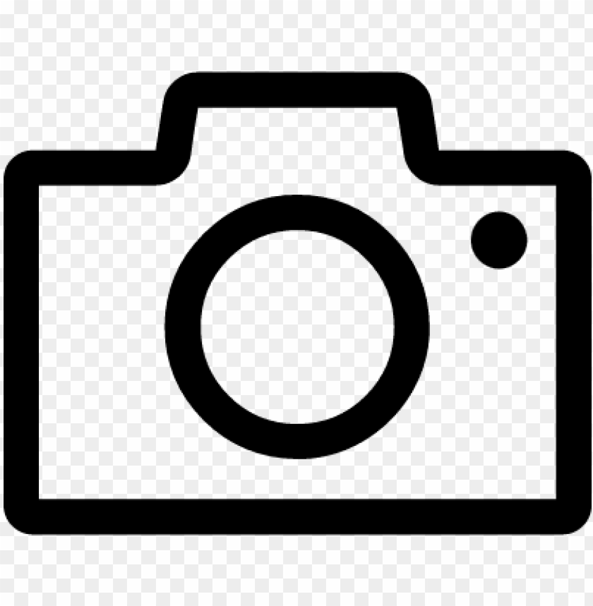 Camera Outline Vector Camera Icon Png White Png Image With Transparent Background Png Free Png Images Camera Outline Camera Icon Picture Icon