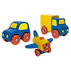 First Vehicles Set | Toys by age, Toddler boy toys, Baby ...
