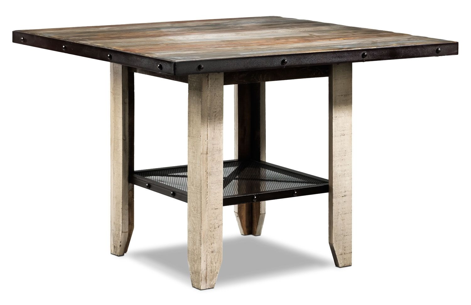 Dining Room Furniture The Allison Pine Collection Pub Table