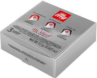 Campione gratuito Capsule compatibili Nespresso di Illy