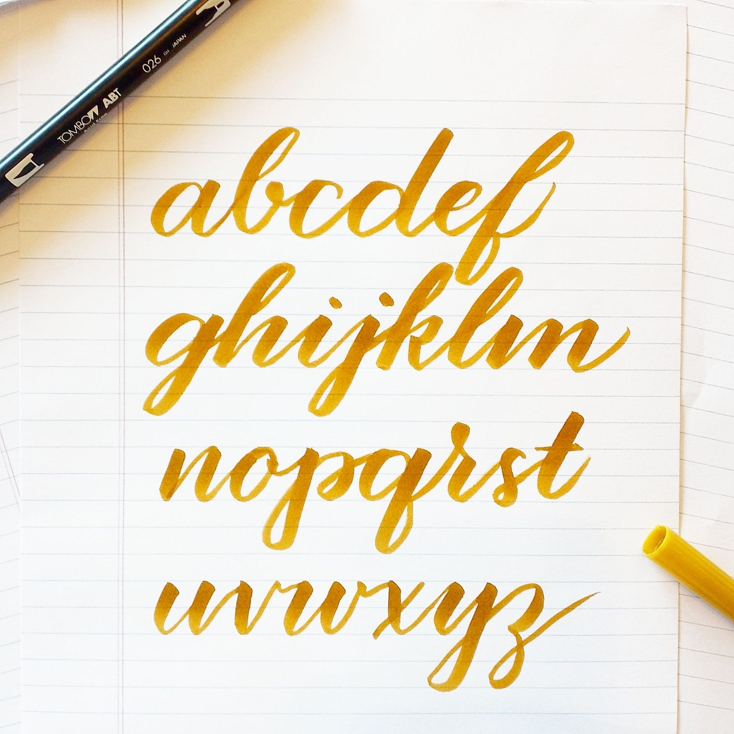 3 Ways To Improve Your Brush Calligraphy With Images