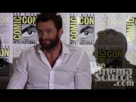 The Wolverine Interview with Hugh Jackman, James Mangold at SDCC 2013 - http://hagsharlotsheroines.com/?p=8279