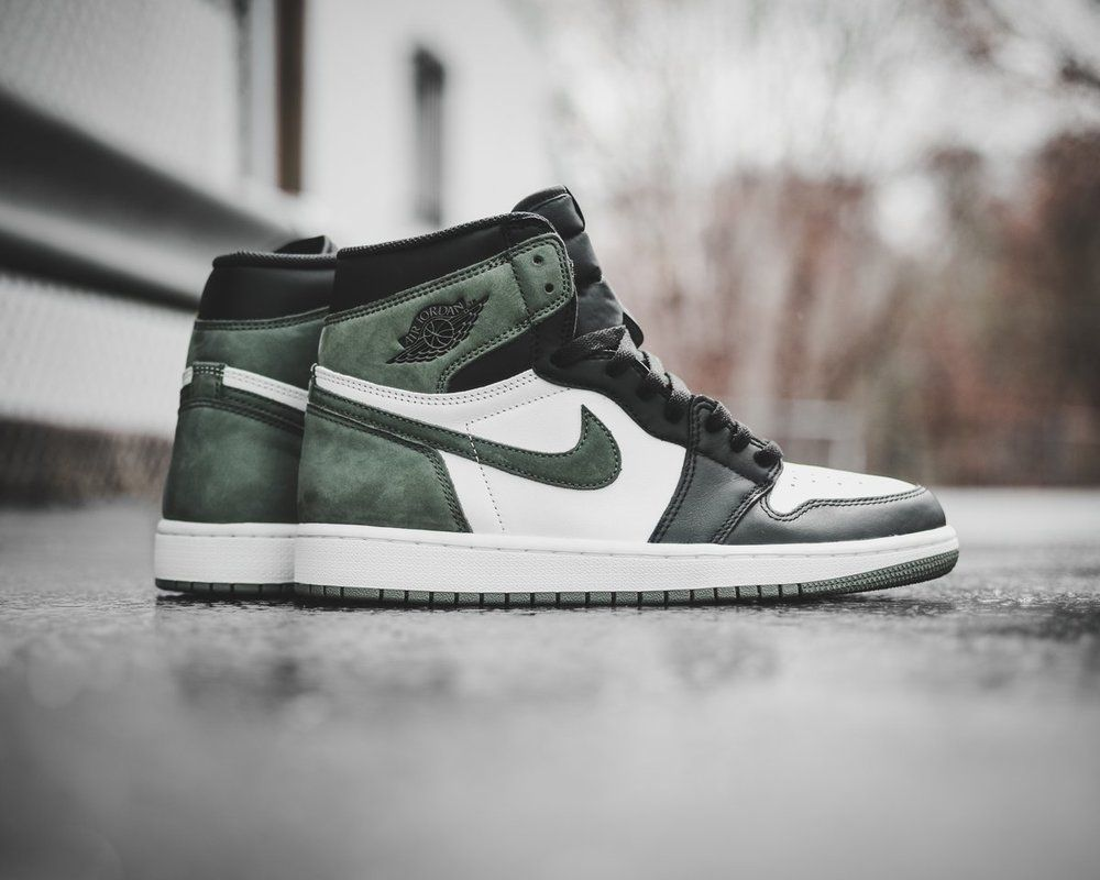 2c12a68c8cd0ef Air Jordan 1 Retro High OG  Clay Green